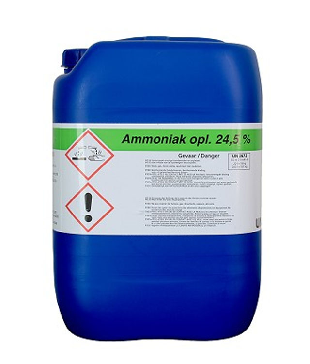 AMMONIAK 24.5% 18KG.