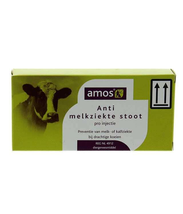 Anti Melkziekte Stoot Amos 10ML 5ST