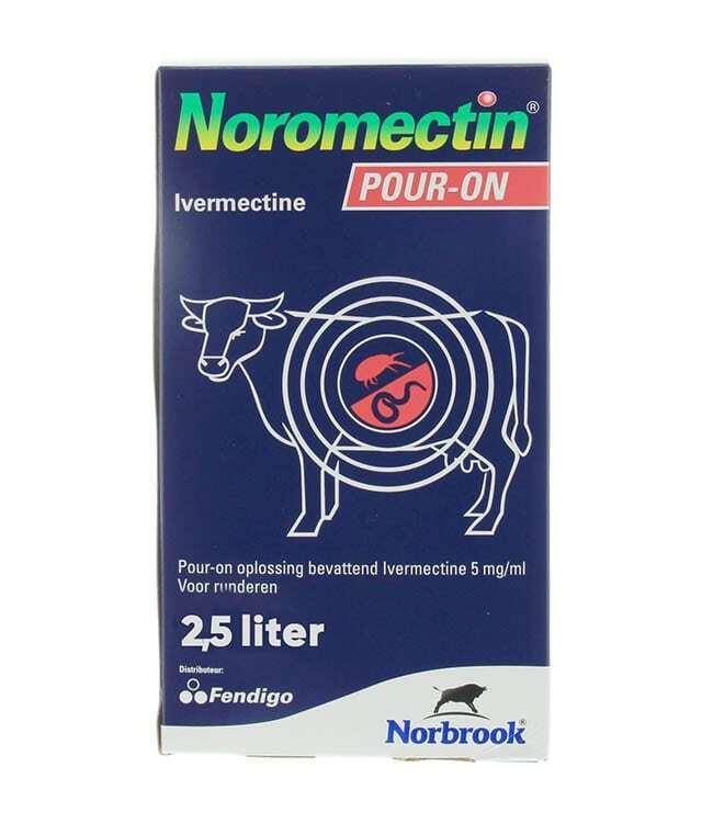Noromectin Pour-On 2500ML