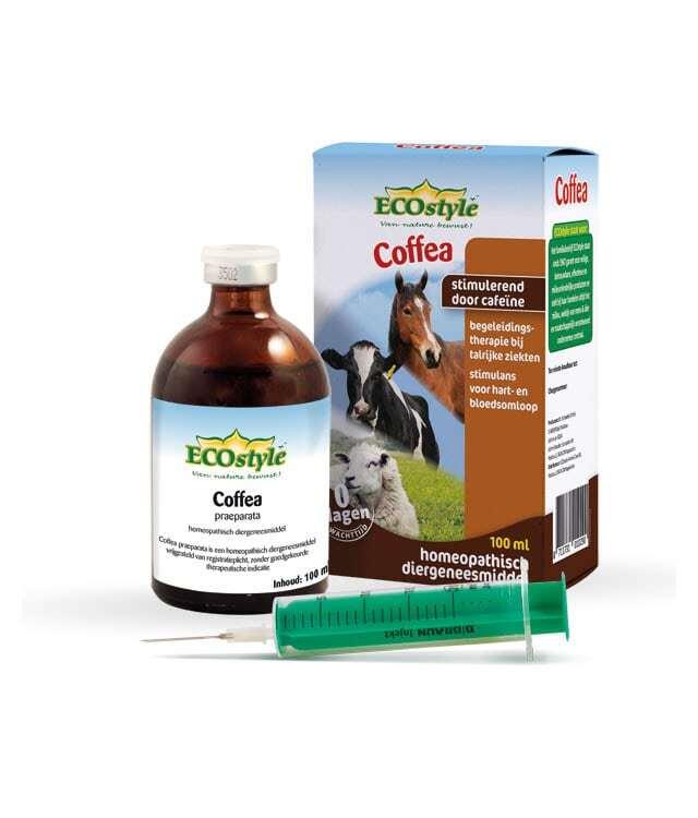 Coffea Ecostyle 4-Pack 100ML 4ST
