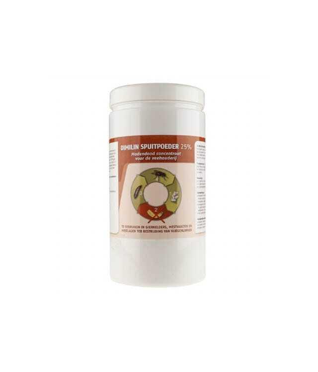 Dimilin 25% Madendood Concentraat 500GR