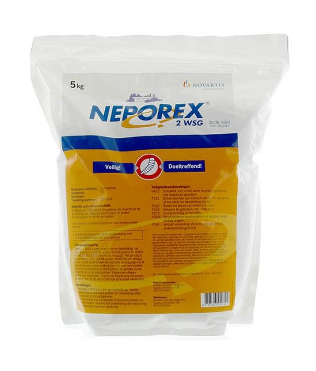 Neporex 2 WSG madendood 5KG