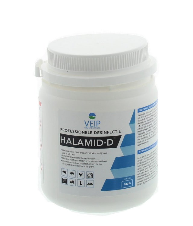 Halamid-D 200GR